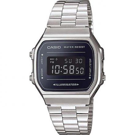 Casio A168WEM-1EF Unisex