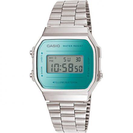 Casio A168WEM-2EF Unisex